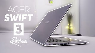 Acer Swift 3 Review 2018! - A Premium Laptop For A Competitive Price!