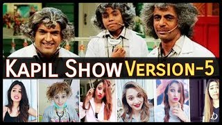 The Kapil Sharma Show Version-5 || Musically Full Time Funny