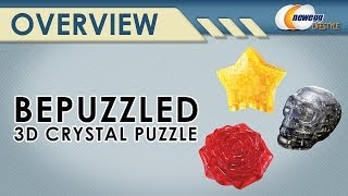 3D Crystal Puzzle by Bepuzzled Overview - Newegg Lifestyle