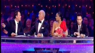 Harry Judd Strictly Come Dancing (Week 4) - Dancing Slow Waltz (22.10.11)