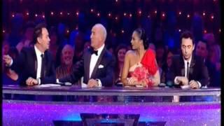 Harry Judd Strictly Come Dancing (Week 4) - Dancing Slow Waltz (22.10.11)