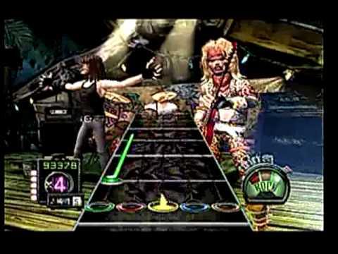 Guitar Hero 3 Custom Song - Expert - Away From The Sun / FC 100%