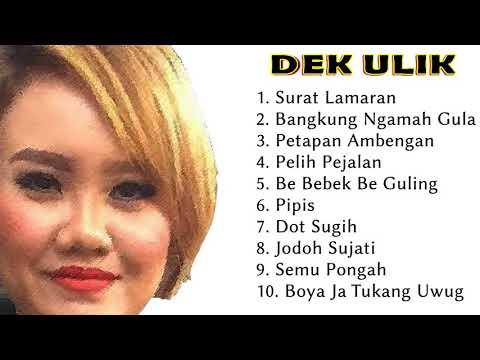 Kompilasi Lagu Bali Lawas Dek Ulik
