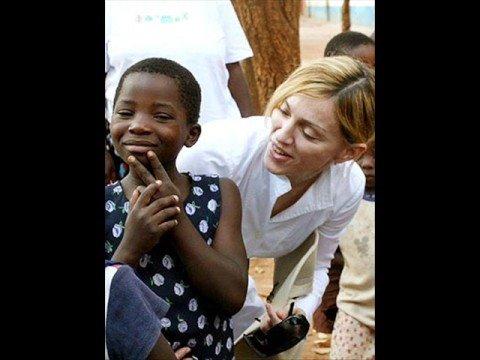 Madonna - An Angel for Malawi