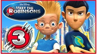 Meet the Robinsons Walkthrough Part 3 (X360, Wii, PS2, GCN) House - The Code