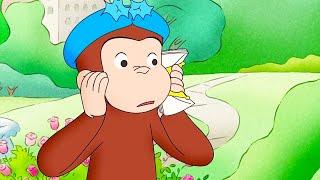 Curious George | Curious George's Scavenger Hunt | Cartoons For Kids | WildBrain Cartoons