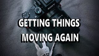 homepage tile video photo for GETTING THINGS BACK ON TRACK : Life update, future plans ect