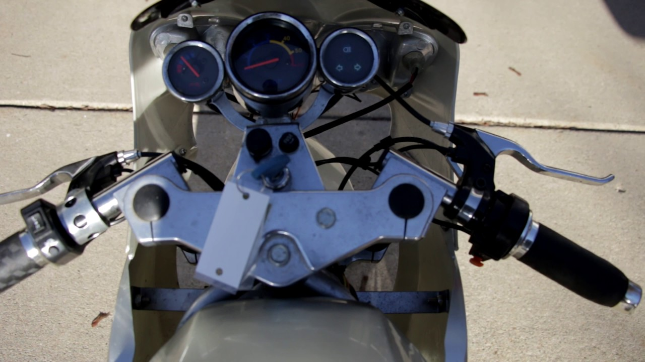 medium resolution of pocket bike cat eye fs509 electric start