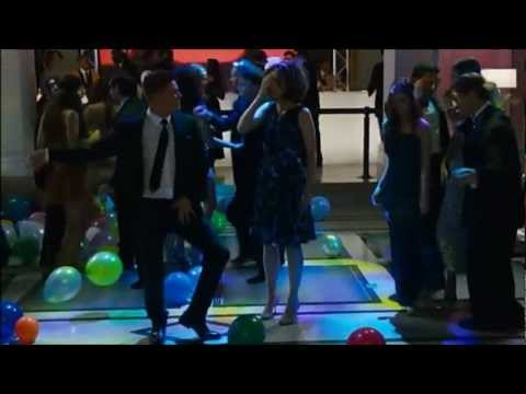 "New Year's Eve : (Dance Party Scene) ""Raise Your Glass"""