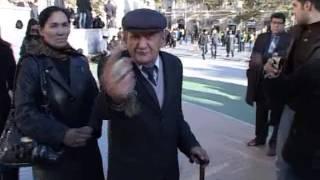 """""""Ziya Məmmədovun xarabası..."""" - 10 dekabr etiraz aksiyasının 72 yaşlı iştirakçısı..."""