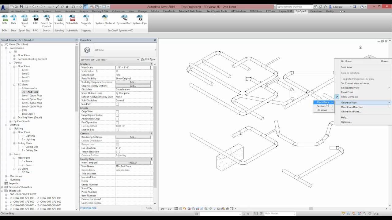 Revit Floor Elevation : Export a floor or specific elevation cut in revit youtube