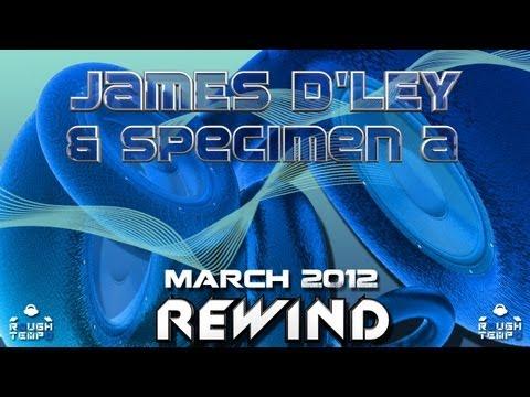 JAMES D'LEY & SPECIMEN A  - Rough Tempo LIVE! - March 2012