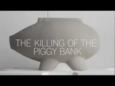 Moooi | The Killing of the Piggy Bank