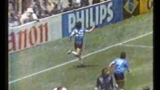 Goal of the Century by Maradona