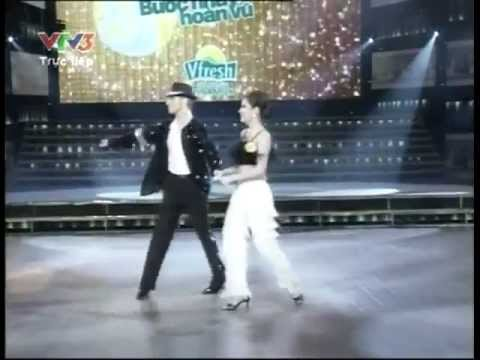Cặp đôi Vân Trang - Bước nhảy hoàn vũ 2012 - Tuần 2 - 25.3.2012.FLV