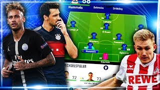 FIFA 19: BESTE FIFA 12 TALENTE in einem TEAM in der BUNDESLIGA !! 🔥😱