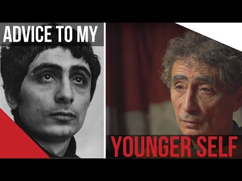 ADVICE TO MY YOUNGER SELF | Dr Gabor Maté on London Real