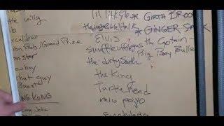 Vegas Show Zombie Burlesque : Name your Pen15 : Enoch Augustus Scott