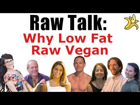 Raw Talk: Why Low Fat Raw Vegan? LIVE All Star Panel!