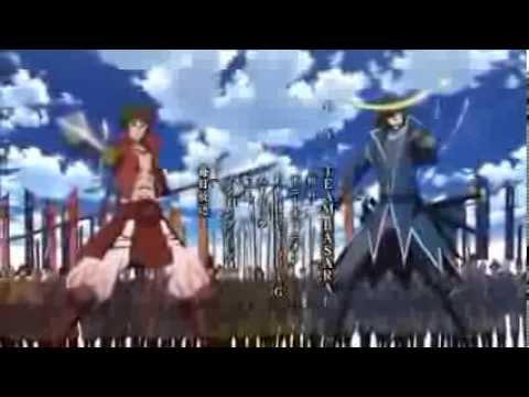 Sengoku Basara 2 Opening