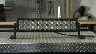 ultra tow led work light 72 watts 4320 lumens 24 leds