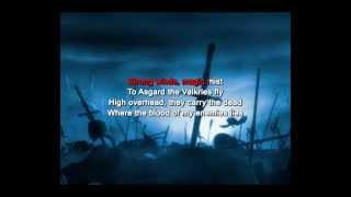 Blood Of My Enemies (Edge of Sanity) Karaoke