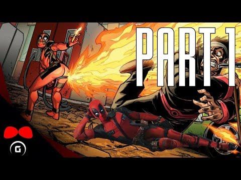 Deadpool   #1   Agraelus   CZ Let's Play / Gameplay [1080p60] [PC]