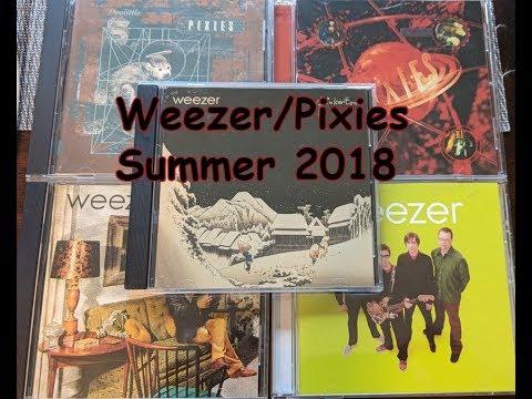 Weezer/Pixies North American Tour; Concert Review!