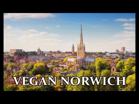 Why All Vegans Should Move To Norwich