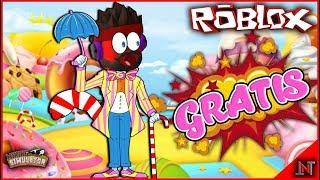 ROBLOX indonesia #151 Mining Simulator | Cara Masuk CandyLand GRATIS