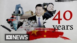 China's 40 years of reform that turned it into a superpower | ABC News