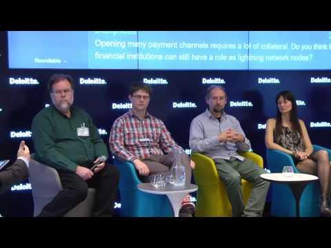 Deloitte EMEA Grid Blockchain Lab 2nd Community of Practice
