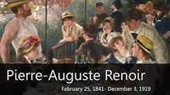 Pierre-Auguste Renoir Biography - Goodbye-Art Academy