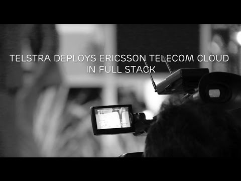 Telstra deploys Ericsson Telecom Cloud in full stack