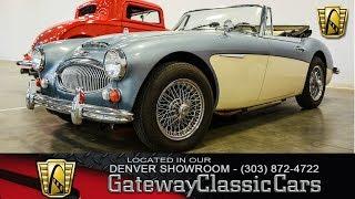 1965 Austin Healey 3000 MKIII #401 Denver - Gateway Classic Cars