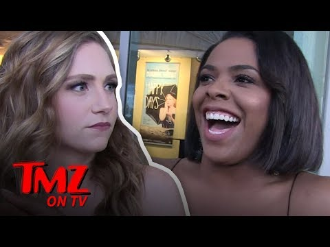 Broadway Actresses Say Don&39;t Lie About Your Age On Tinder  TMZ TV