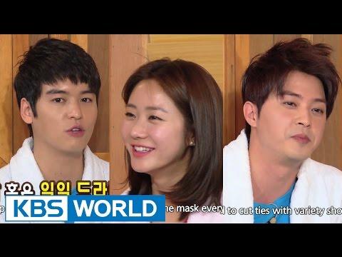 Happy Together - Kim Jihun, Lee Jangwoo, Cho Saeho, Han Groo & more! (2015.01.29)