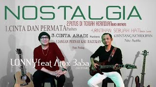 Download Mp3 Lagu Nostalgia - Jadul   Cover - Atox Baba  Guitar  Feat Lonny