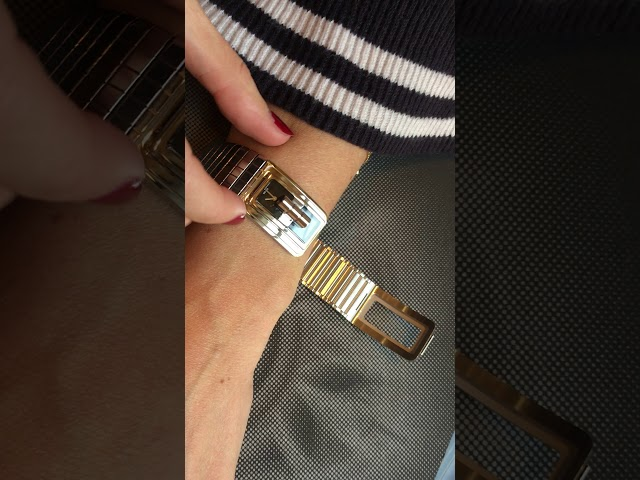 Playing with Chanel's new Code Coco watch