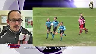 Promozione Girone B Terranuova Traiana-Ol.Palazzolo 1-1 (TV1)