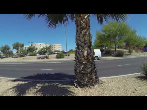 Circle K Filling Station to The Core Institute, Surprise to Sun City West, AZ, 19 May 2016, GP010126