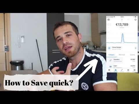 Why I Stopped Trying To Save Money..