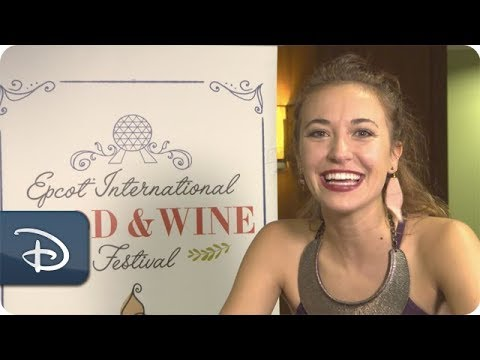 Lauren Daigle Brings Pop Passion to the Eat to the Beat Concert Series at the 2019 Epcot International Food & Wine Festival
