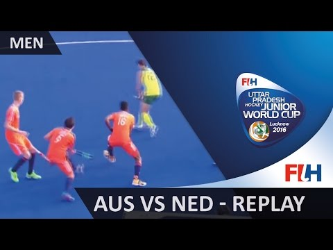Australia v Netherlands - Men's Hockey Junior World Cup Luck