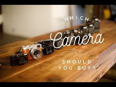 Which Camera Should You Buy? [Canon vs Nikon vs Sony vs Fujifilm vs Olympus vs Panasonic]