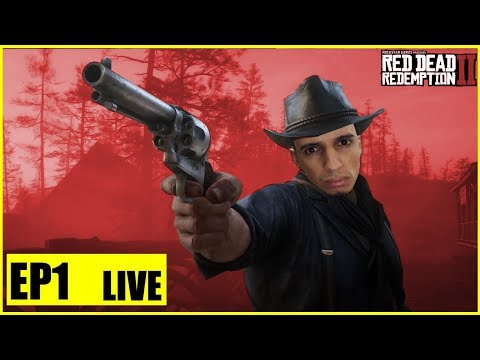 Red Dead Redemption 2!!  COW BOYS TIME ! Morocco Gamer LIve !