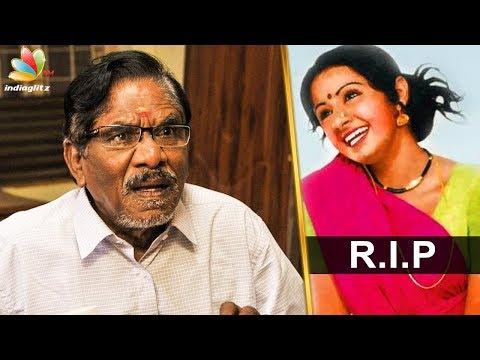 My Dream Character Mayil : Bharathiraja About Sridevi's Involvement In 16 Vayathinile | Death Video