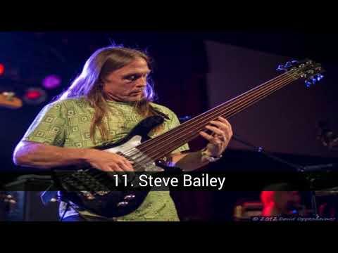Les meilleurs bassistes de jazz dans le monde