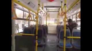 В Омске запустили 10 новых троллейбусов с Wi Fi