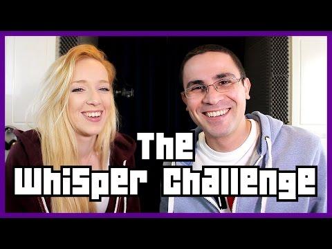 The Whisper Challenge! (ΠΡΟΚΛΗΣΗ) | 2J
